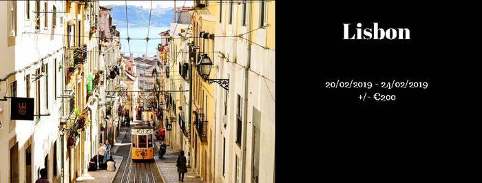 Machiavelli Lustrum Trip: Lisbon