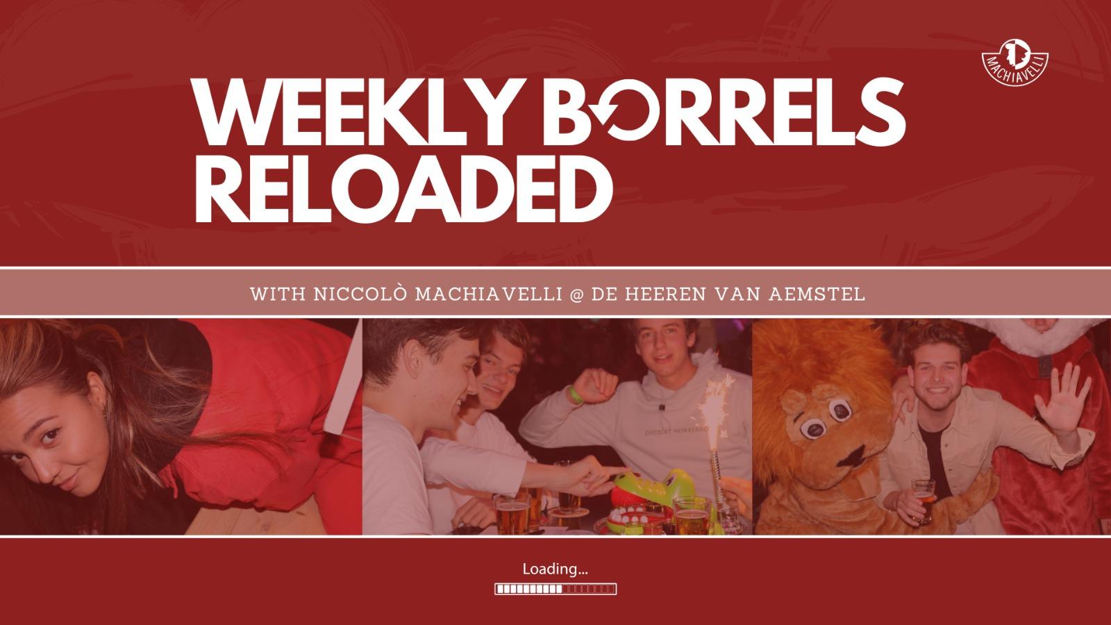 Weekly Borrel