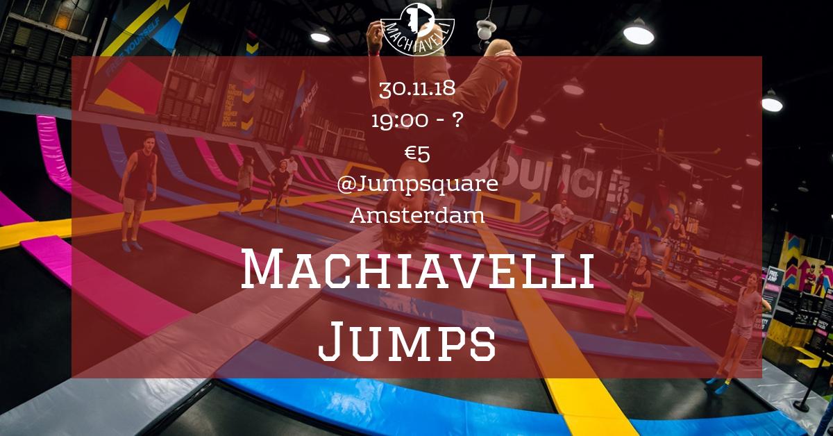 Machiavelli Jumps