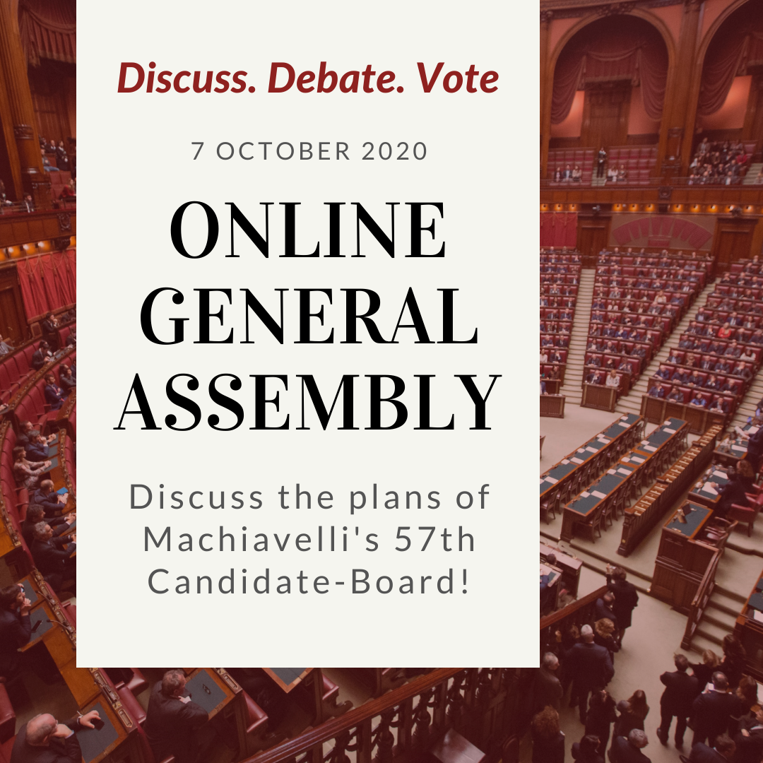Online Annual General Assembly