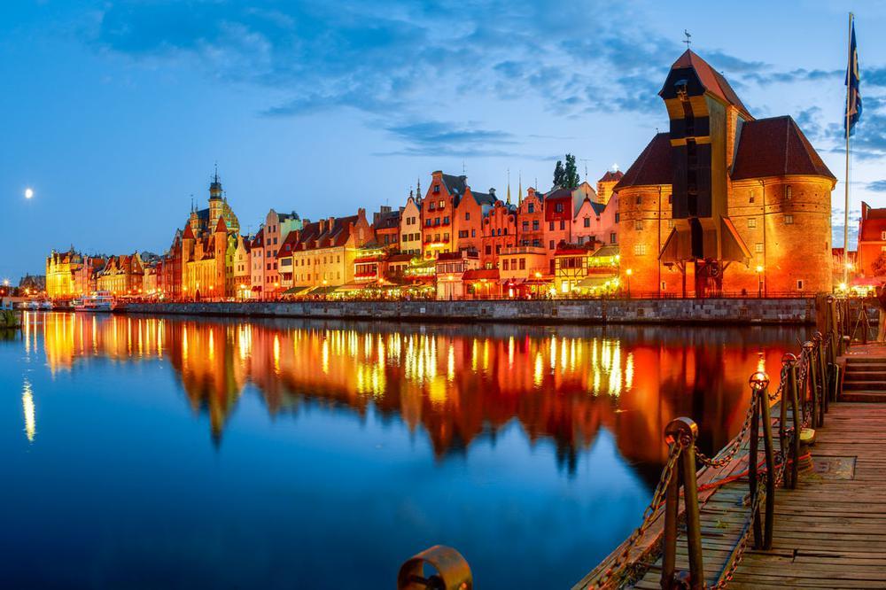 Parallel Trip Payment: Gdansk & Kaliningrad