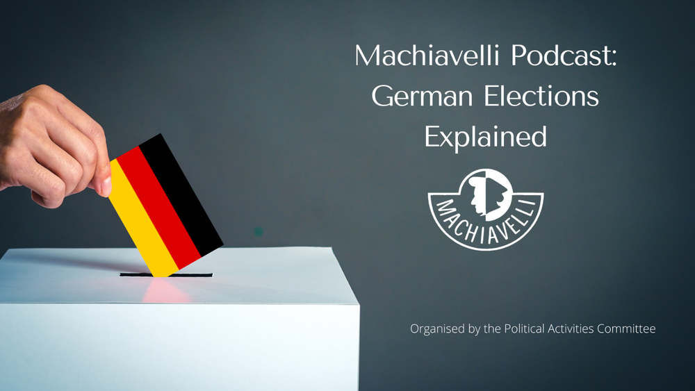 Machiavelli Podcast: German Elections Explained