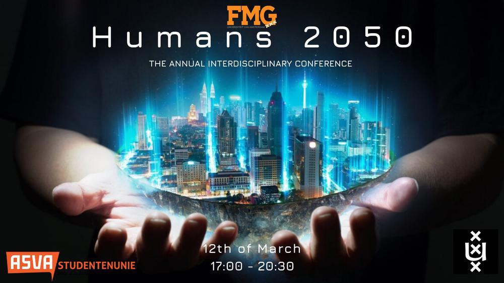 Humans 2050: The Annual Interdisciplinary Congress