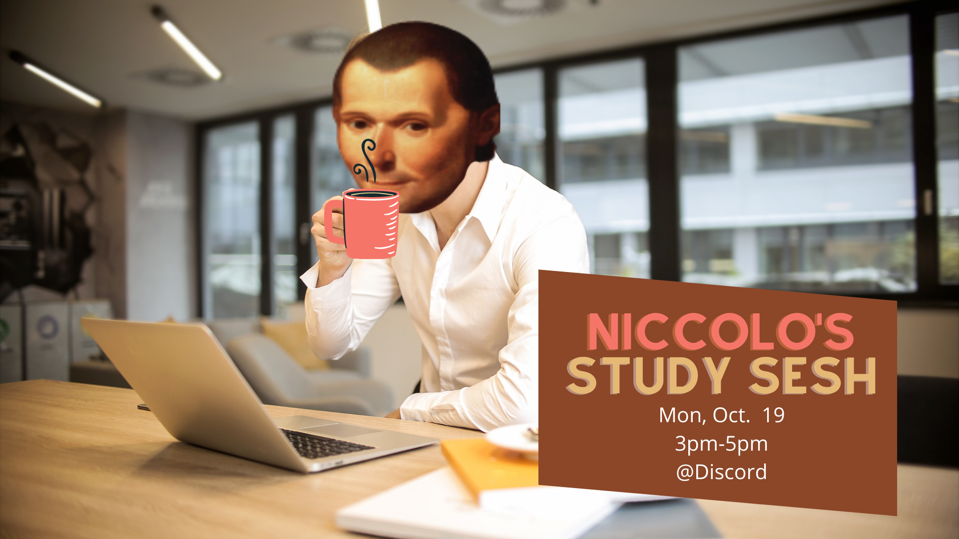 Niccolo's First Study Session