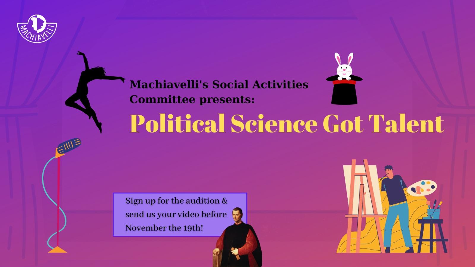 Political Science Got Talent (PSGT)