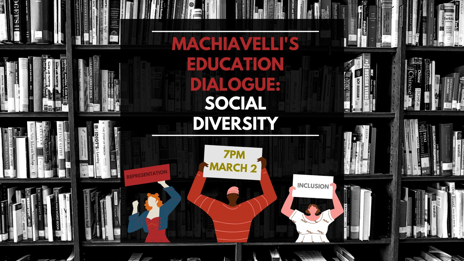 Machiavelli's Education Dialogue: Social Diversity