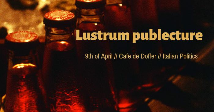 Lustrum Publecture
