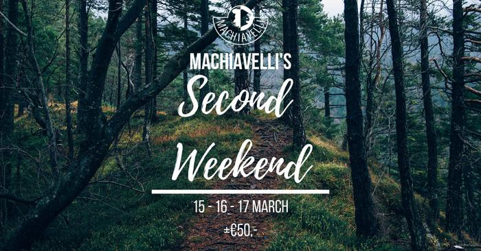 Machiavelli's Second Weekend Payment
