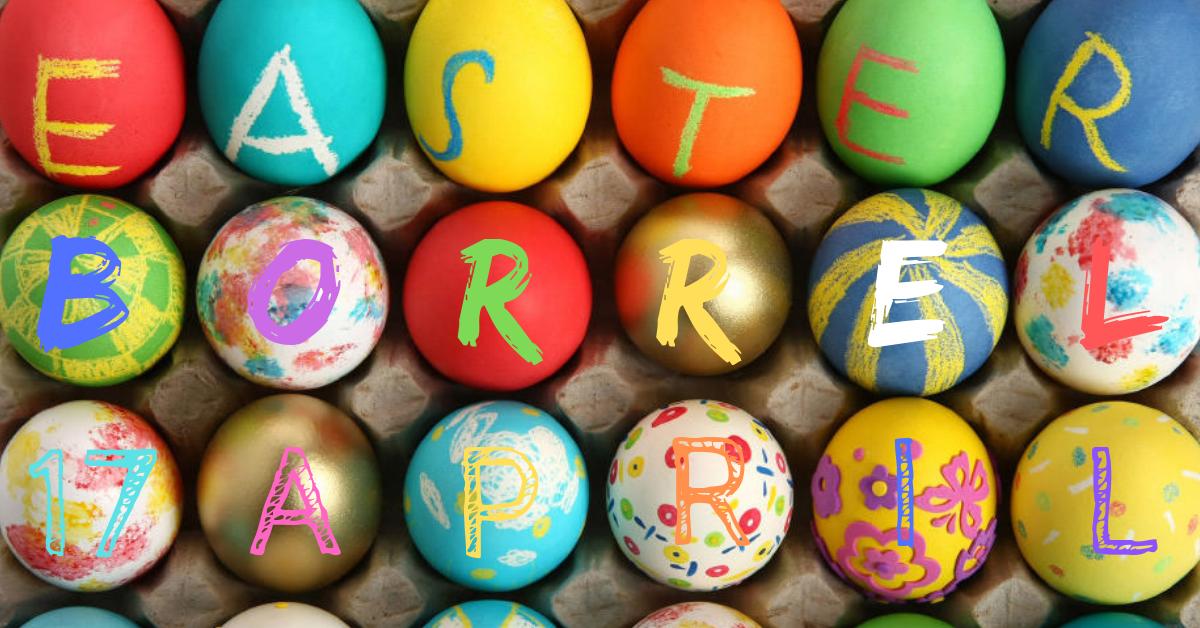 Machiavelli's Easter Borrel
