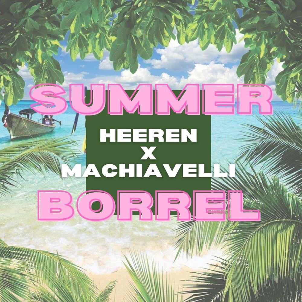 NON DUTCH BANK ACCOUNT Summer Borrel: Heeren x Machiavelli