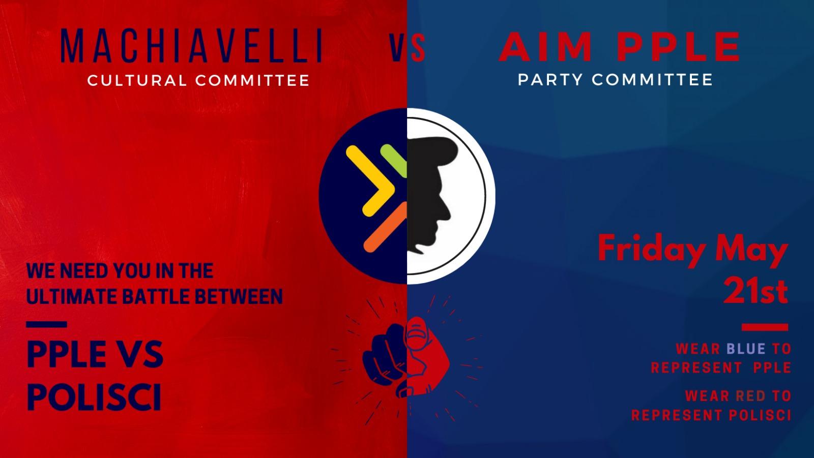 AIM VS Machiavelli: Pubquiz Tournament