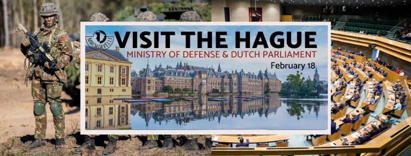 Career Week: Visit the Hague (FULL: WAITING LIST OPEN)