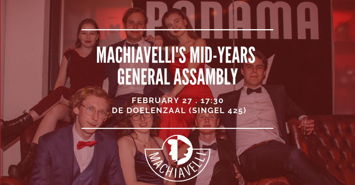 Machiavelli's General Assembly