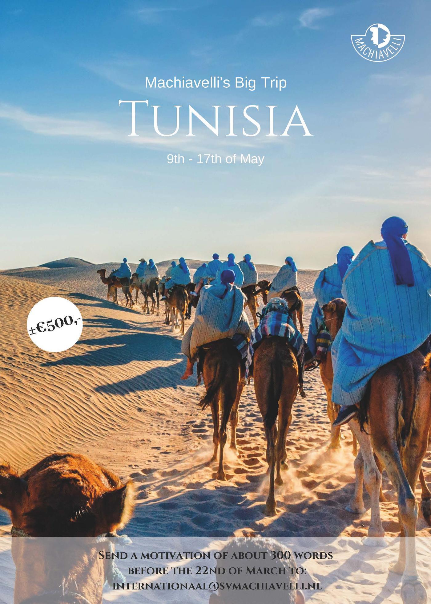 Machiavelli's Big Trip: Tunesia