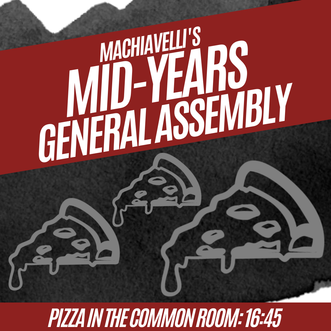 Pizza + Drink General Assembly