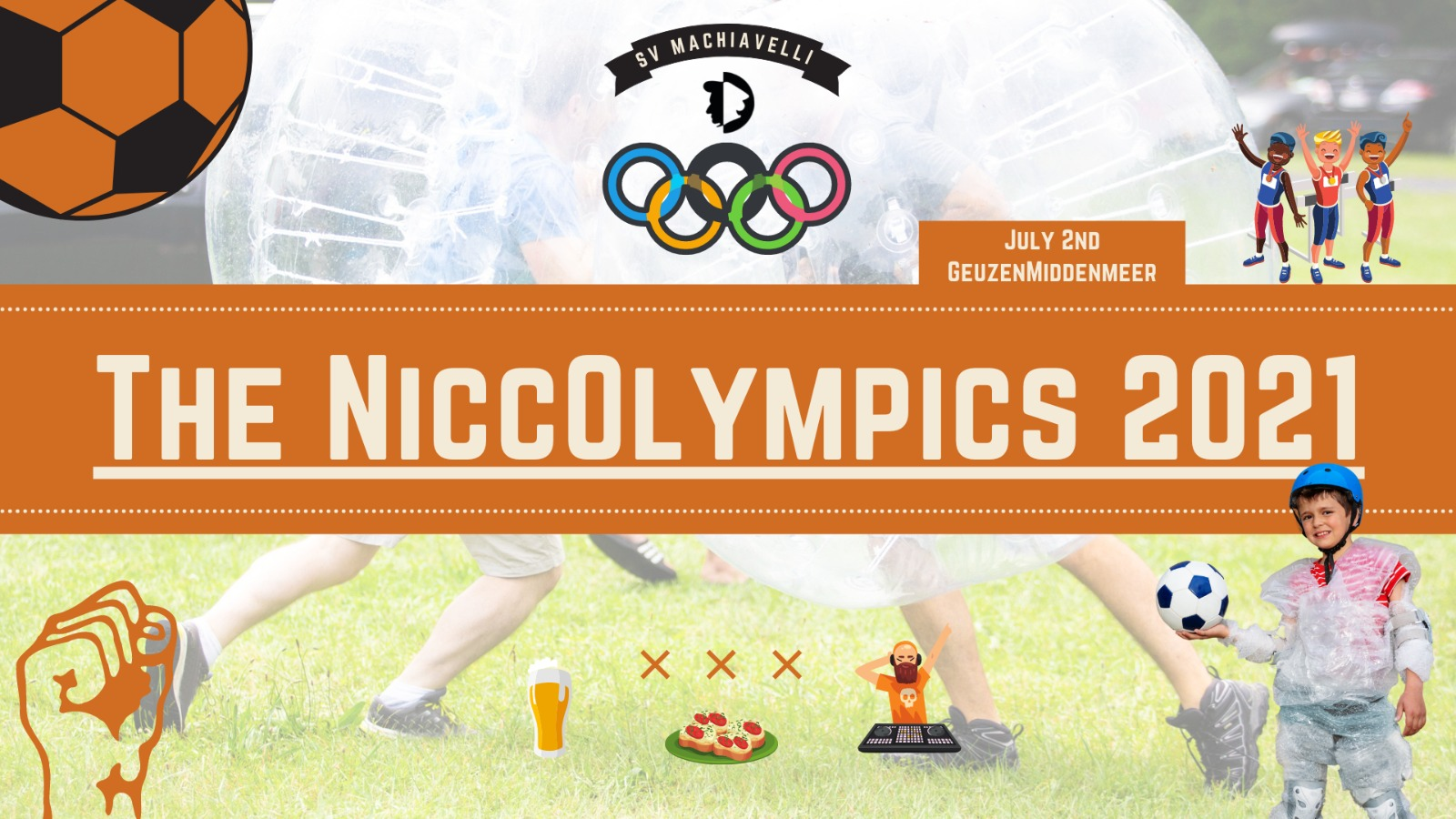 The NiccOlympics 2021