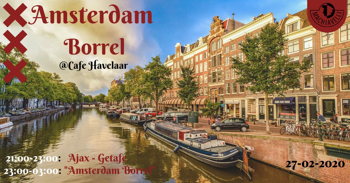 Amsterdam Borrel