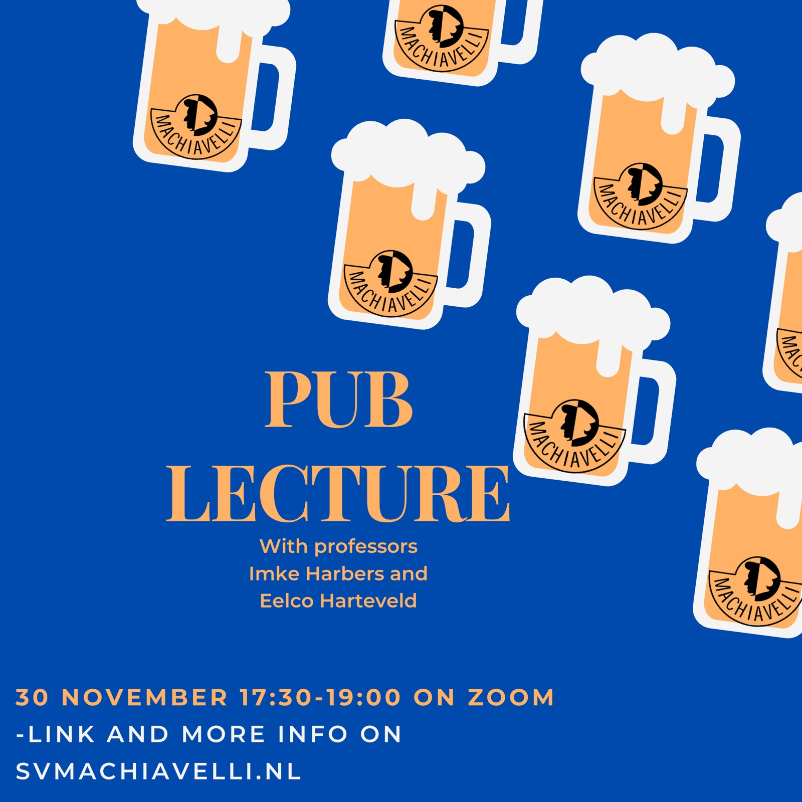 First Pub Lecture