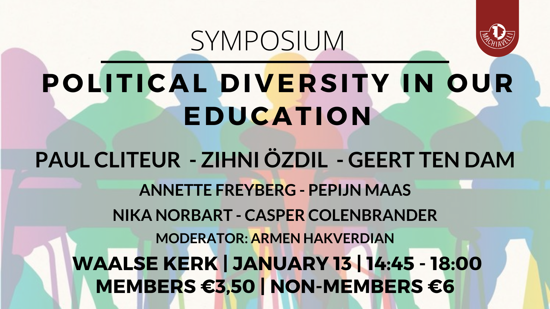 Symposium - Political Diversity in our Education