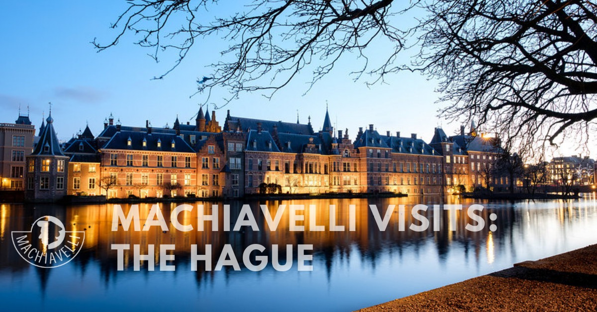 Machiavelli Visits: The Hague
