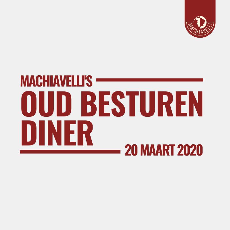 Oud-Besturen Diner
