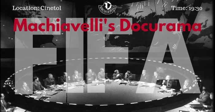 Machiavelli's Docurama: Four years after Blatter