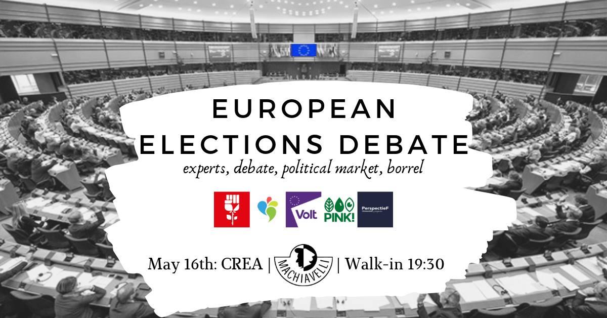 European Elections Debate