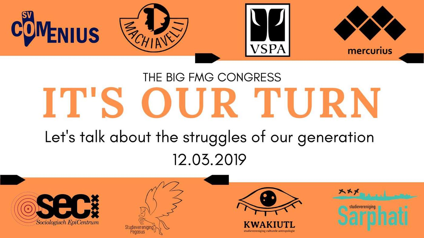 FMG Congress: It's Our Turn!