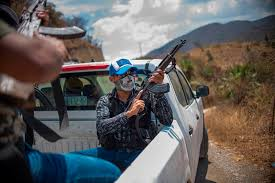 The Two Evils of Centralising and Dispersing Power in Mexico