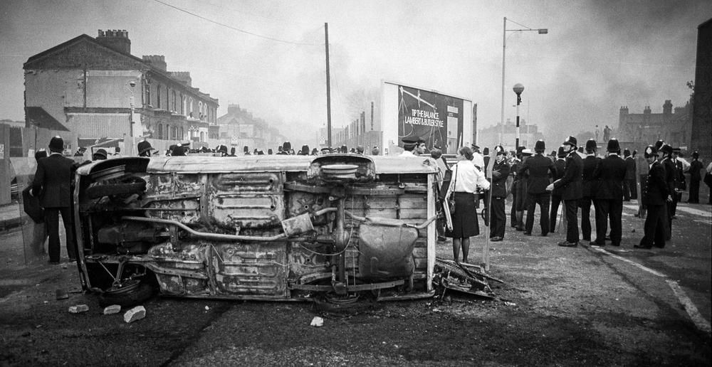 Racism, Rumours, Revolution! The Brixton Riots