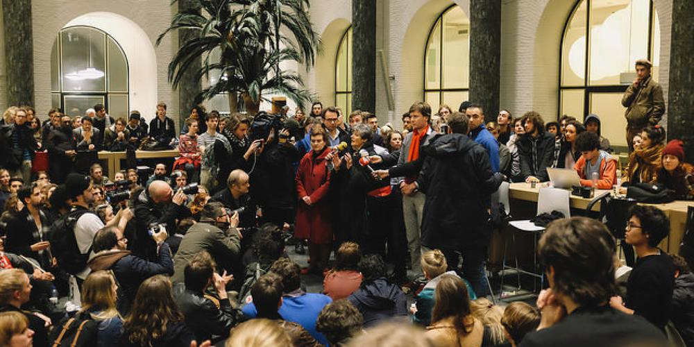 Maagdenhuis Protest: The UvA's Most Infamous Protest